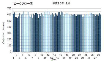 平成25年2月ピークフロー.jpg
